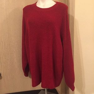 American Eagle Sweater | Size XXL | Red